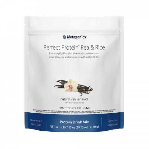 Perfect Protein® Pea & Rice